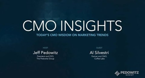CMO Insights: Al Silvestri, Partner and CMO, COFFEE Labs