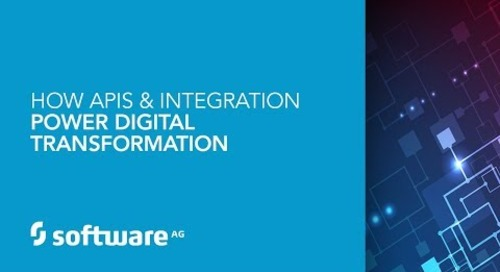 How APIs and Integration Power Digital Transformation
