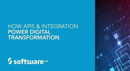 Demo: How APIs and Integration Power Digital Transformation