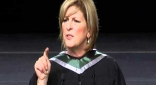Carol Anne Meehan - Algonquin College 2012 Convocation