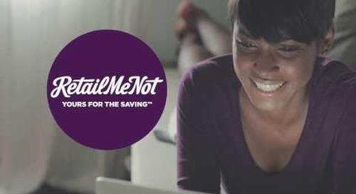 RetailMeNot Cash Back Offers