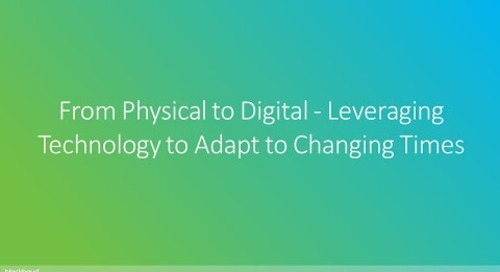 From Physical to Digital - Leveraging Technology to Adapt to Changing Times with Graduway