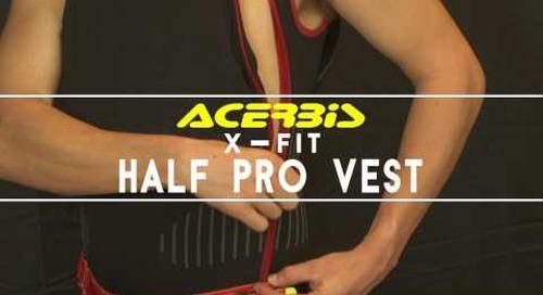 X-Fit Pro half vest