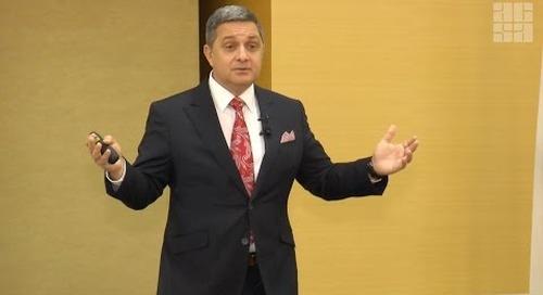 Wes Smith on Life/Work Balance at ACSA Leadership Assembly