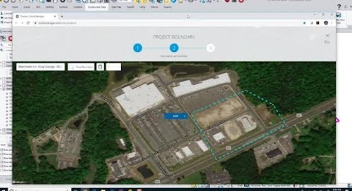 Trimble Business Center - Office-to-Field Integration - V 5.21 Tour
