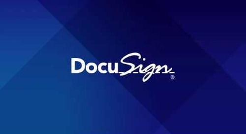 DocuSign for Workday Demo