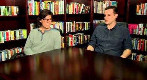 Behind The Book -  Lex Thomas Part 2
