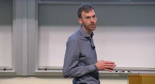 Stanford Seminar - Creating Interfaces with Rich Physical Properties Through Digital Fabricationity