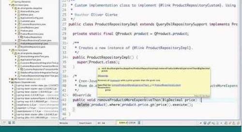 Webinar: Spring Data Repositories - Best Practices