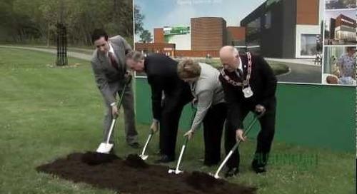 Algonquin College Groundbreaking Ceremony for new Pembroke Campus
