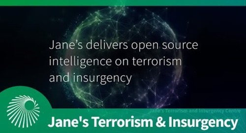 Terrorism and Insurgency Solutions from Jane's