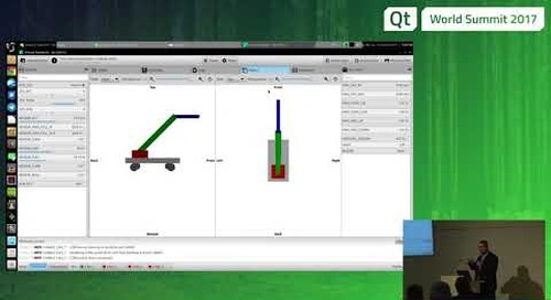 QtWS17 - Cut development time and cost with Qt and QML, Thomas Boutroue, Independent Qt Expert
