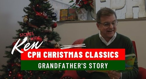 Grandfather's Story | Children's Christmas Bible Story Book Read Aloud by Ken Ohlemeyer