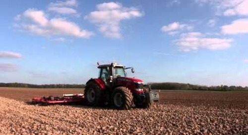 2015 End of year message from Massey Ferguson's Richard Markwell (English)
