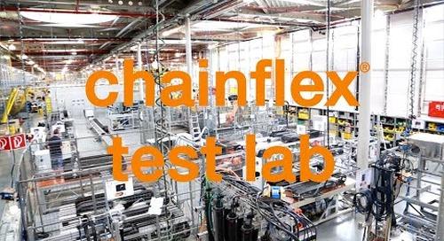 Guaranteed against failure - the igus® testlab for cable movement