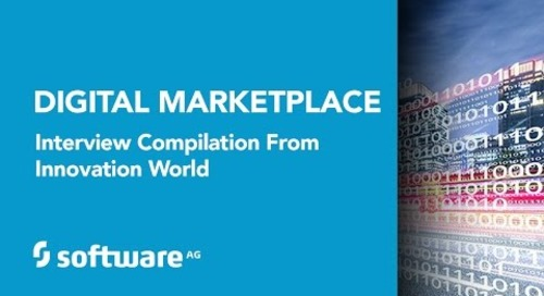 Digital Marketplace Interview Compilation from IW2015