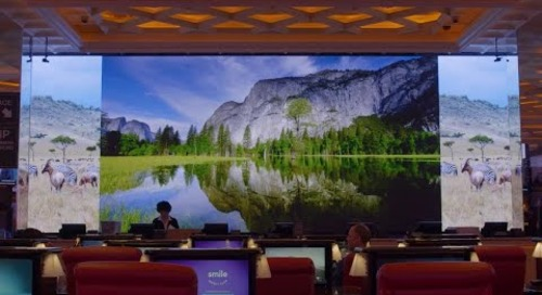 [Case Study Video] Smart LED Signage Creates Visual Centerpiece For Reno's Peppermill Casino