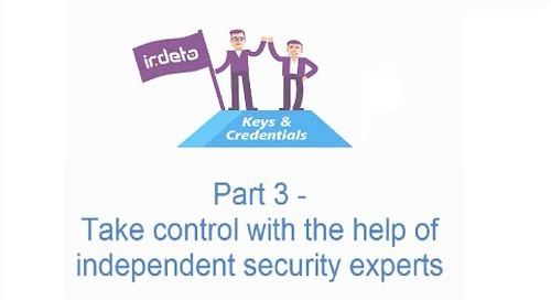 Keys & Credentials: a managed service by an independent Trust Authority