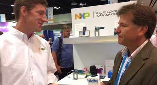 NXP introducing microcontrollers with NFC at ARM TechCon 2017
