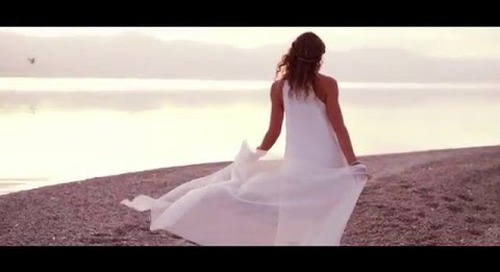 [Video] New Thing of Beauty from AHAVA: Dead Sea Crystal Osmoter™ Facial Serum - short version