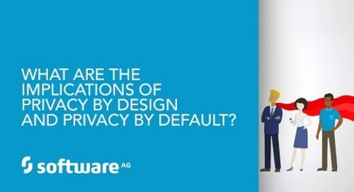 Episode 4: What are the implications of privacy by design and privacy by default?