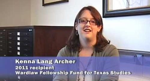 Kenna Lang Archer: Research Fellow