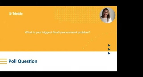 Trimble Stratus Webinar - How Tracking Software as a Service ROI Makes it Easier to Scale Business