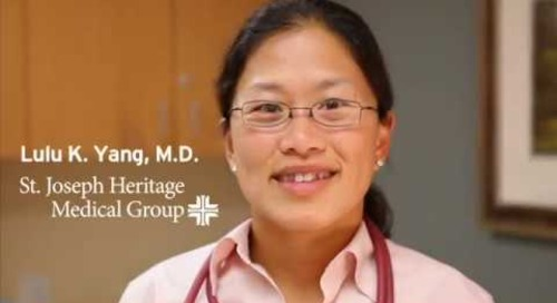 Internal Medicine featuring Lulu Yang, MD