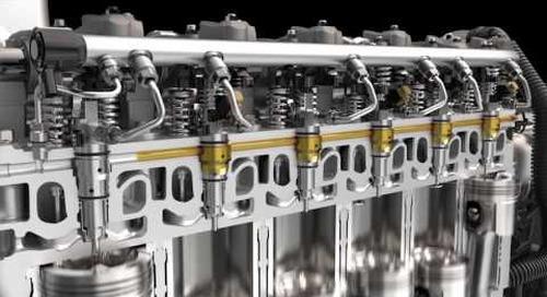 Mack Common Rail Fuel System