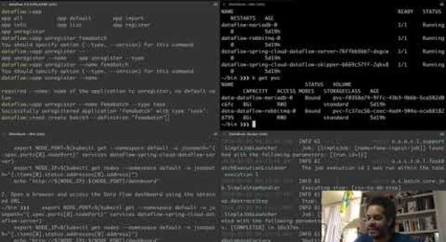 Tanzu.TV/Code - Spring Dataflow Batch Jobs in Kotlin with Mario Gray