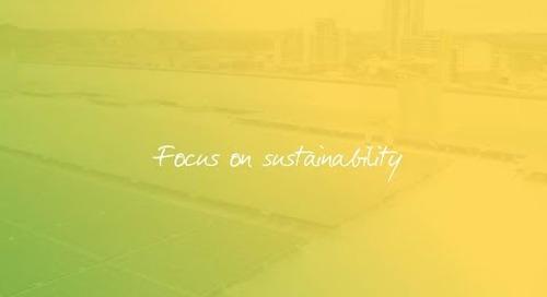 25 King Street – Focus on sustainability