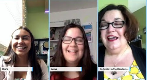 Talk2BeWell Teens talk about COVID19 and their lives