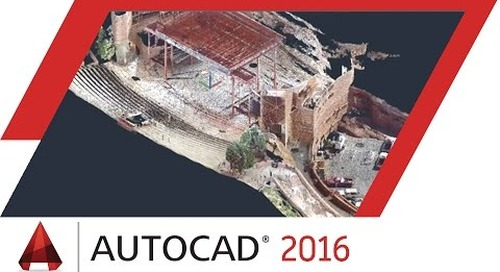 What's new in AutoCAD 2016? WEBINAR | AutoCAD