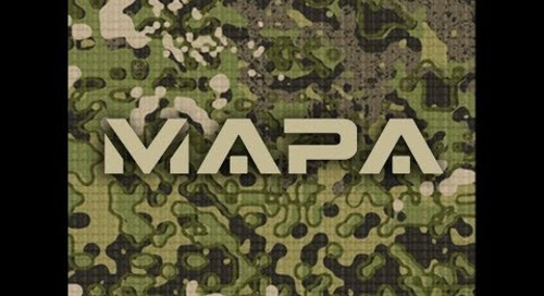 MAPA Camouflage Pattern Field Tests #1