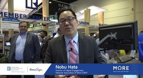 Nobu Hata Loves DocuSign and Thinks You Should Too