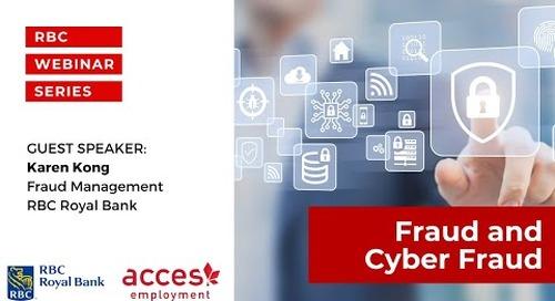 RBC Royal Bank Webinar | Fraud and Cyber Fraud