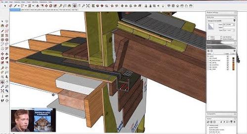 SketchUp for Construction Documentation: Details in SketchUp