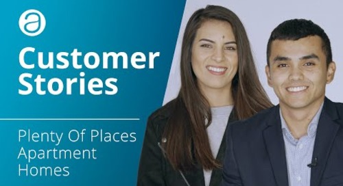 AppFolio Customer Stories – Plenty Of Places Apartment Homes