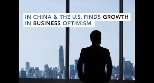 The Impact of COVID-19 on Business Optimism