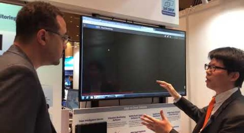 Integrating Edge Intelligence with Cloud Visibililty at the Advantech IoT Co-Creation Summit