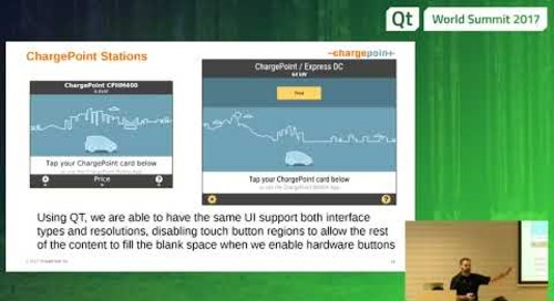 Chargepoint – One UI to Rule Them All