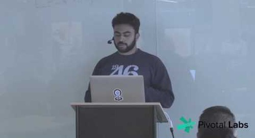 A non-technical primer on Cloud Foundry — Amit Gupta, Pivotal