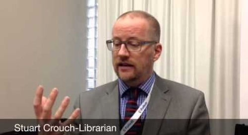 Librarian Discusses Importance of Seamless Systems