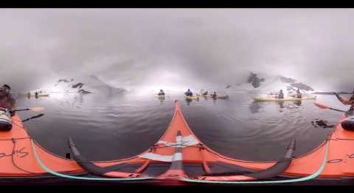 Antarctica: Kayaking the 7th Continent (360° VR)