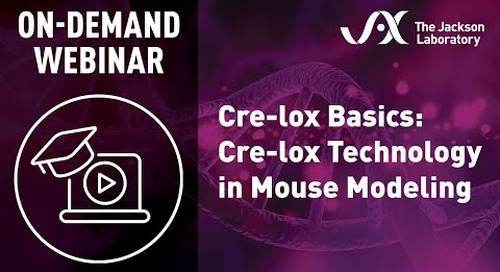 Cre-lox Basics: Cre-lox Technology in Mouse Modeling