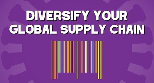 Diversify Your Global Supply Chain