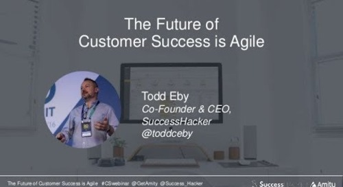 The Future of Customer Success is Agile