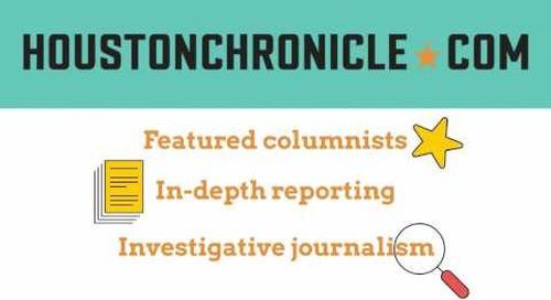 Chron.com vs. Houston Chronicle |  BigCity