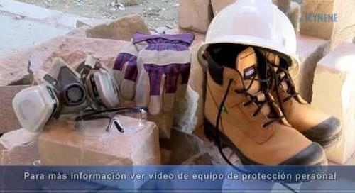 Icynene Spray Foam Insulation Spray Rig Requirements -Spanish