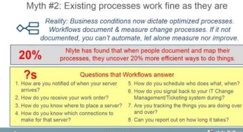 Common Myths about DCIM Debunked - Webinar Recording